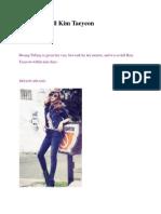 9 Ways to Kill Kim Taeyeon PDF
