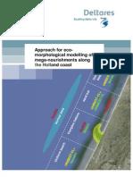 Approach for Eco-morphological Modelling