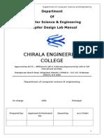 CD Lab Manual-1