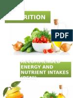 POT - Nutrition