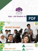 Injaz Job Shadow