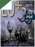 LO+ nº 33. Revista del Blog de la URSM del Hospital macarena de Sevilla