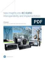 IEC61850 Interoperability and Implementation GET-20025E 150720 R007 LR