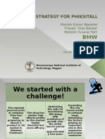 ZS Campus Connect PPT, Team BMW