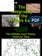 MiddleEast Geography (2)