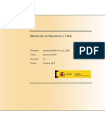Faqs - Librerias Scsp J2EE