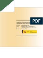 Requisitos de Configuracion y Despliegue de Las Librerias SCSP 3.3.0