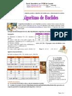 Tarefa 5 Algoritmo de Euclides