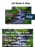 03 God Will Make A Way.ppt