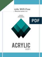 Manual de Uso Acrylic WiFi Free-V1.0