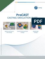 Casting Brochure