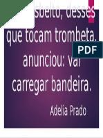 Adelia Prado