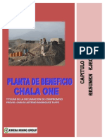 Resumen Ejecutivo- IGAC Chala ONE