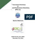11th International Workshop on Positron and Positronium Chemistry