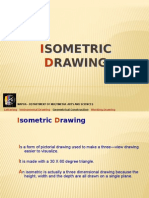 Isometric Drawing PowerPoint