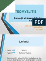 Osteomielitis Presentasi Tya