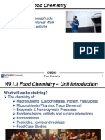 Food Che. W1-4