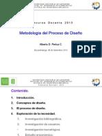 Metodologia del Porceso de Diseño