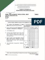 Grafik Berkomputer SPM 2013