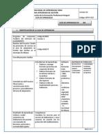 GFPI-F-019 Formato Guia de Aprendizaje Coordinar Los Recursos