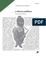MARCOS, SCI - intercambio epistolar sobre ét ica e política (3 carta)