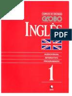 Curso de Idiomas Globo - Ingles - Livro 01 (1)