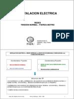 UBA Teórica ELECTRICAS (2° C 2015) I2 Famá