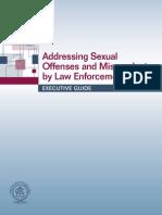 AddressingSexualOffensesandMisconductbyLawEnforcementExecutiveGuide
