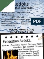 Kimdas (REDOKS) - Mahathir Nur Muhammad