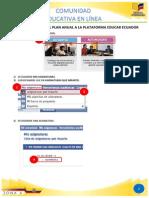 Manual Para Subir El Plan Curricular Anual a La Plataforma Educar Ecuador Final