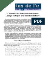 88 - Sinodo de la Familia (Defensa de la Fe).pdf