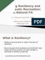 Resiliency - Atra