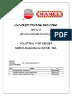 Final Report MEFB213