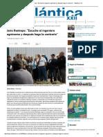 """Jairo Restrepo_ """"Escuche Al Ingeniero Agrónomo y Después Haga Lo Contrario"""" - Atlántica XXII"""