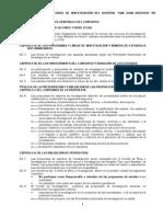 """REGLAMENTO DEL CONCURSO DE INVESTIGACIÓN DEL HOSPITAL """"SAN JUAN BAUTISTA """"DE HUARAL"""