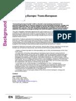 TRANSPORTEREDES TRANSEUROPEAS