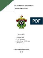 Makalah Project Planning