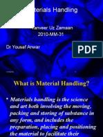 Material Handling Presentation