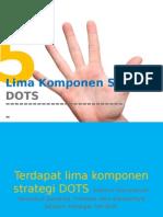 KB 2 Lima Komponen Strategi DOTS