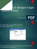 Desain PCB Dengan Eagle Layout Editor