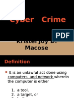 Cyber-Crime- by Kristel.pptx