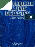 Aimé Michel - Mystérieux Objets Célestes