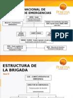 Presentacion Brigada de Emergencia.