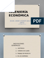 Introduccion a la Ingenieria Economica