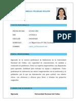 Cv - Mirella
