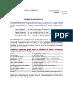 Calendario Academico 2015 16