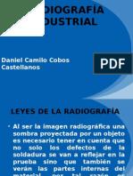 Radiografía Industrial