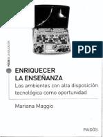Maggio, M. Enriquecer La Enseñanza