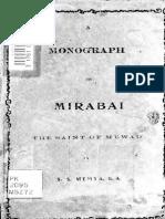 Mirabai Classics of Immortal Verses.