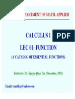 Cal1 Lec 01 Function TT1213